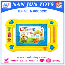 Wholesale hot selling and new colorful and funny kids erasable magnetic drawing board toys
