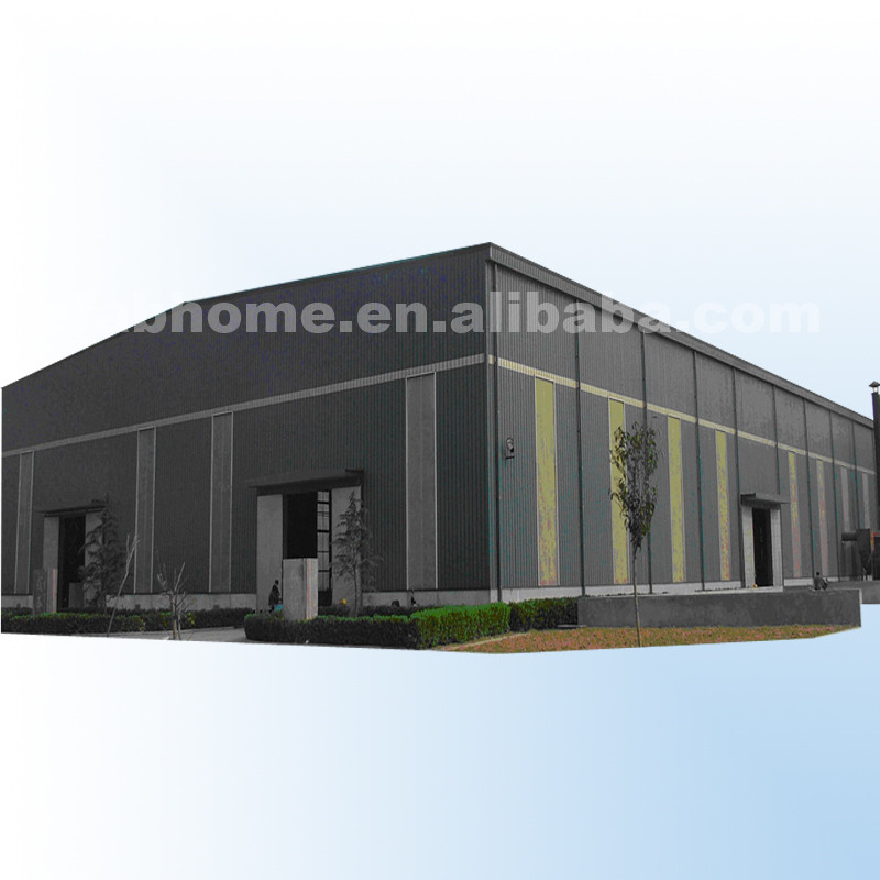 Hengxin steel structure economic prefab 1000m2 workshop and warehouse for sale