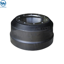 Heavy Truck Rear Axle Hub Motor Drum Brake Brakes For Truck Trailer Bicycles
