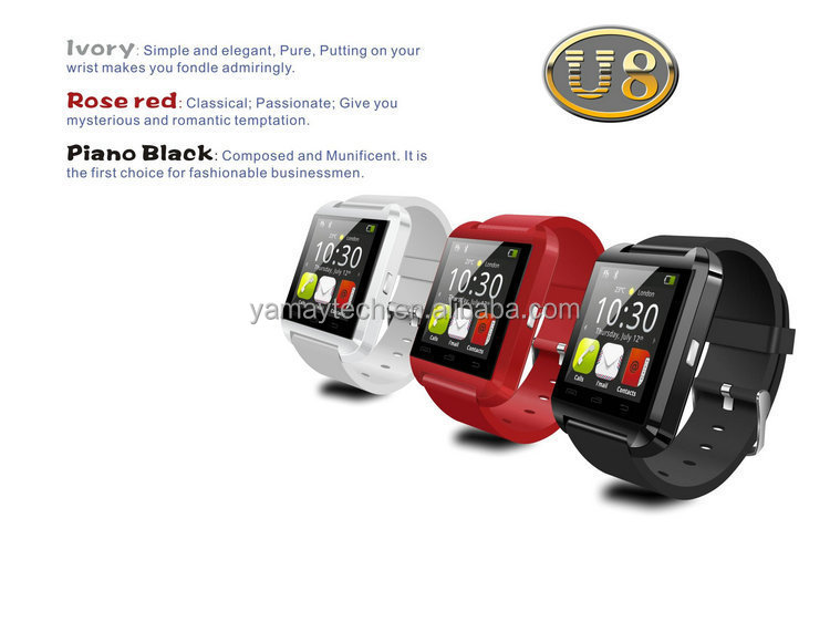 cheapest smart watch u8 smart watch online shopping bluetooth watch phone
