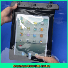 New fashion clear pvc tablet waterproof bag