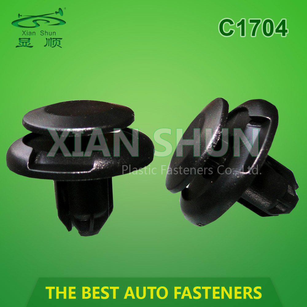 Toyota Plastic Retaining Clips / Auto Plastic Clips Fasteners For Car / Fastening Clip
