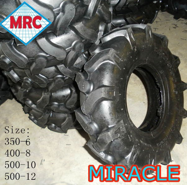 stable quality agricultural hand tools tyre 4.00-8 rubber tire