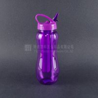 hot new products for 2015 500ML eco-friendly handheld plastic holy water bottles wholesale