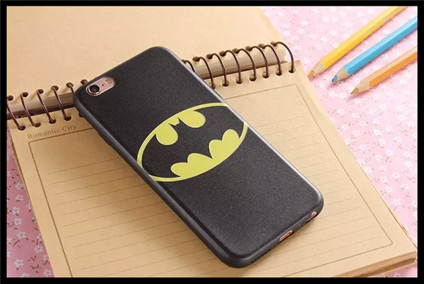 Superhero the Avenger Batman vs superman mobile phone case for iphone