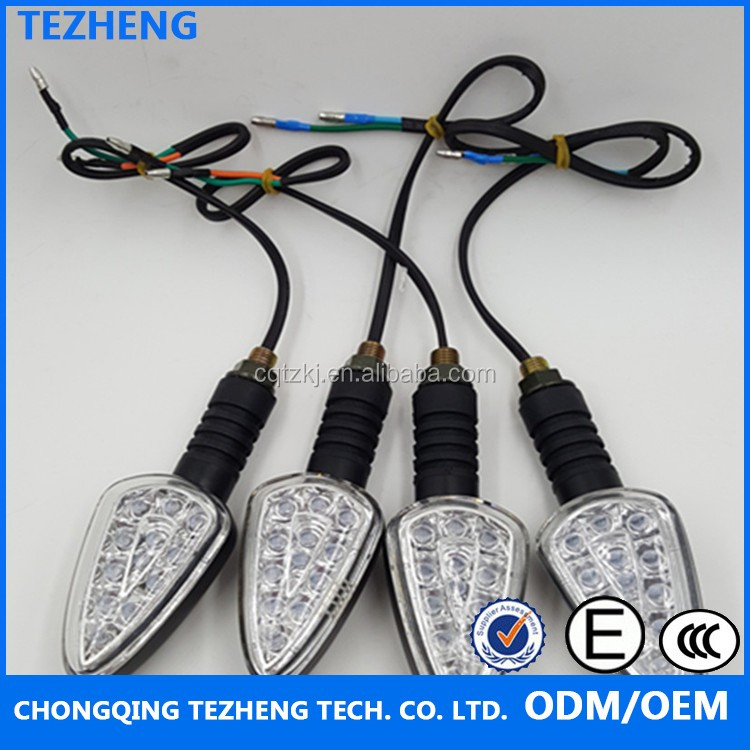 high quality for LED motorcycle turn signal light sports motorcycle