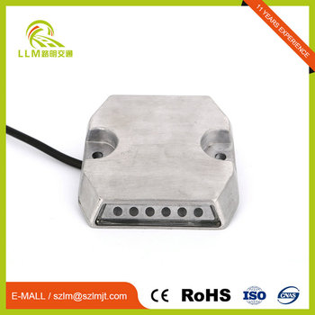 Factory direct sale shock resistance wired tunnel road stud