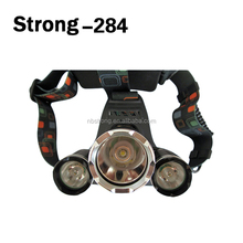 Quality aluminum reachargeable 18650 battery NEW T6 head lamp flash light