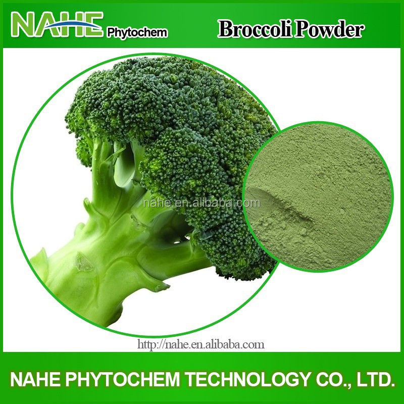 Broccoli, Natural Broccoli Powder with Free Sample