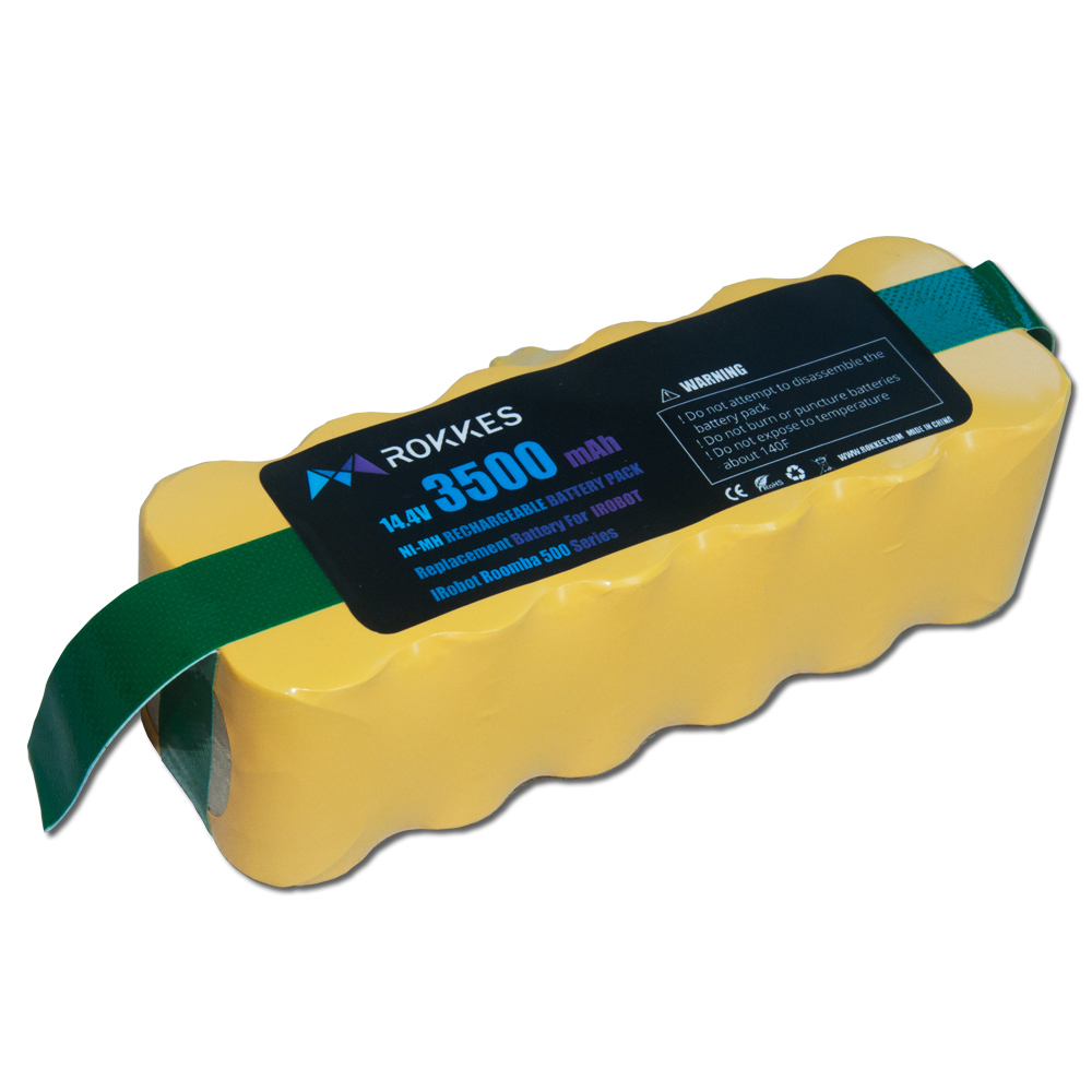 PEYNE 3.5Ah Ni-MH Battery for iRobot Roomba R3 500 600 700&800 900 Series 500 510 530 531 532 535 536 540 550 552 560 562 570
