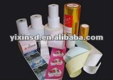 printing paper laminate Alu Foil roll for food packaging