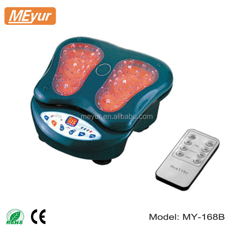 High Frequency Vibration Foot <strong>Massager</strong> with heat function(MY-168B)