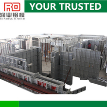 RD Aluminum Post and Beam Formwork in Stock sell to Australia