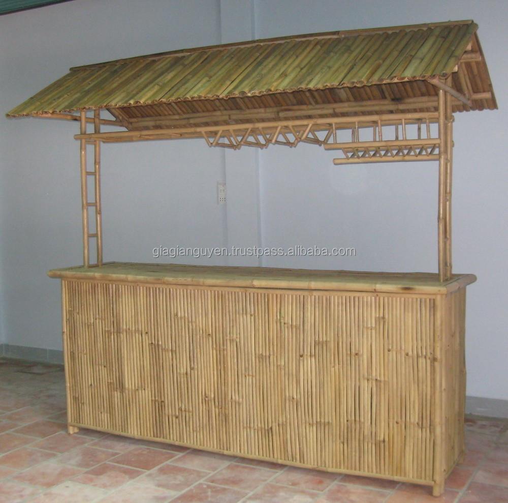 Pas cher prix meubles en bambou cl tures en bambou - Meuble bar pas cher ...