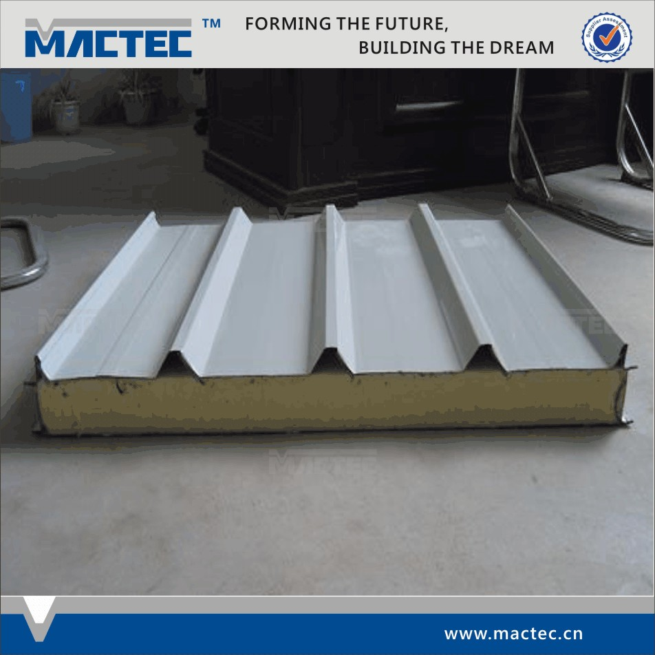 High quality aluminum sandwich panel for door