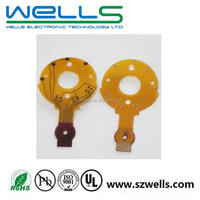 custom flexible printed circuit with best price