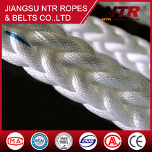 NTR 12 strand 20-120mm themarine steel wire rope for fishing boats