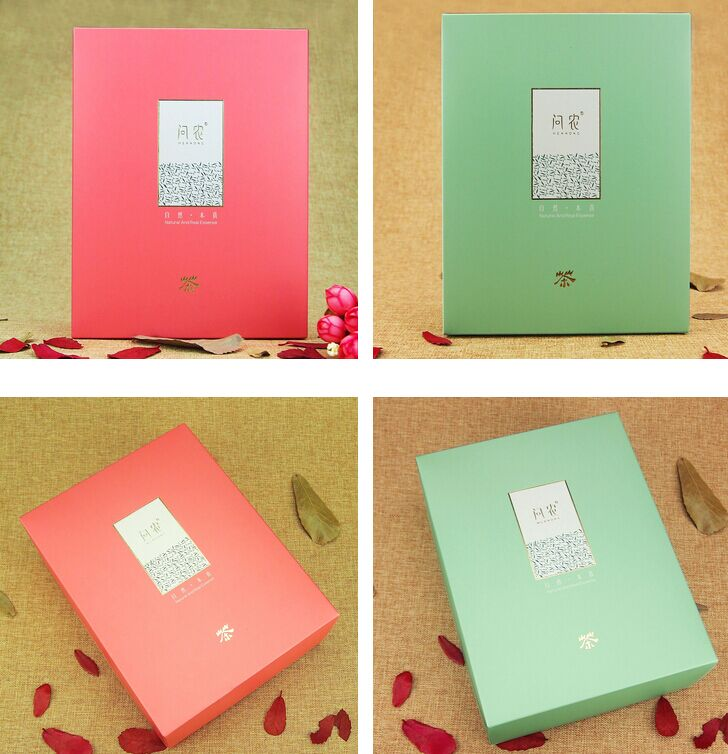 Wholesale Collapsible White Cardboard fragrance perfume Box