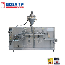 stand up pouch filling machine for trail mixes high efficiency