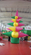 2013 new Christmas decoration giant inflatable tree