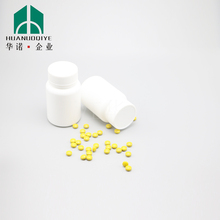 65cc plastic vitamine fles tablet fles China fabriek
