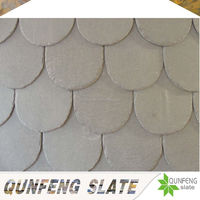 cheap price erosion resistance antacid natural grey slate stone roof tiles for roof decoration