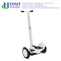 2017 hot sale hoverboard CE FCC certification two wheels electric chariot self-balance scooter with handlebar