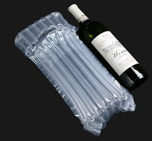 Alibaba china 750ml wine bottle fill air bag