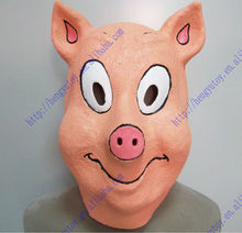 Lovely Piglet Mask Cartoon Movie theme Mask