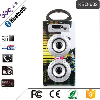 3 / 2.1 Channels and Wireless Portable bluetooth speaker