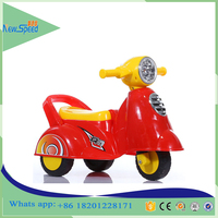 Factory wholesale anti-skid tire children tricycle with headlight and music