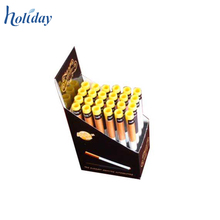 High Quality Recyclable Cardboard E Cigarette Display Case,Electronic Cigarette Display Unit For Supermarket