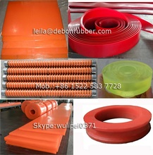 Reliable Factory for Casting Polyurethane Sheet/PU Board/Custom Urethane Products