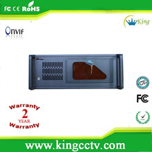 H.264 64channels PC Based DVR with DS-4016HCI Hardware compress HK-DVR264H