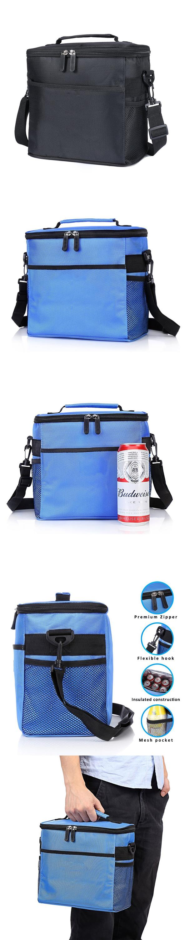 Manufacturer Wholesale Outdoor Cooler Picnic Bag Lunch Bag