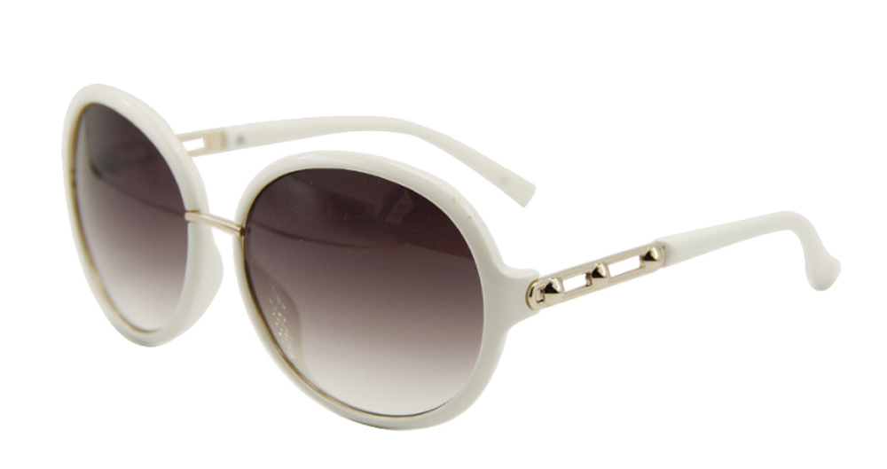 Promotion Lady Round Plastic Sunglasses