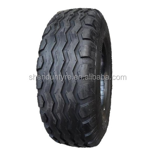 durable irrigation tire and wheel, tire and wheel package