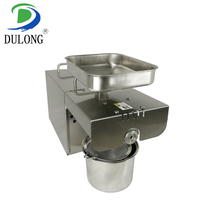 Automatic Oil Press Machine Nuts Seeds Oil Presser Pressing Machine All Stainless Steel High Oil Extraction