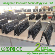 7 inch single seven segment led display \ 4 inch seven segment led display \ display seven segment