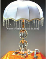 Luxury Crystal Wedding Table Lamp For Room Decoration(R-2230)