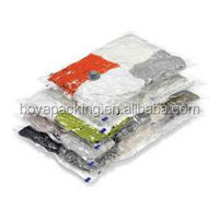 world best selling products clear plastic vacuum compressed bags for cothing
