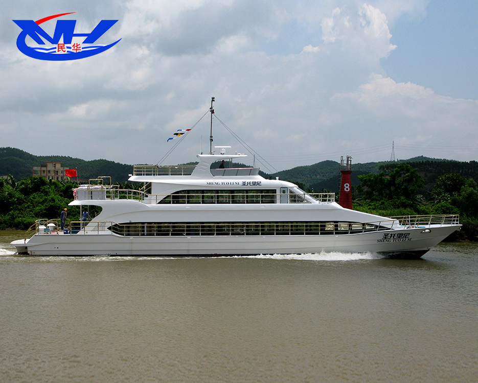 2017 yr for sale 32m passenger boat made in china