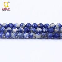 Semi precious stone loose natural gemstone stones beads
