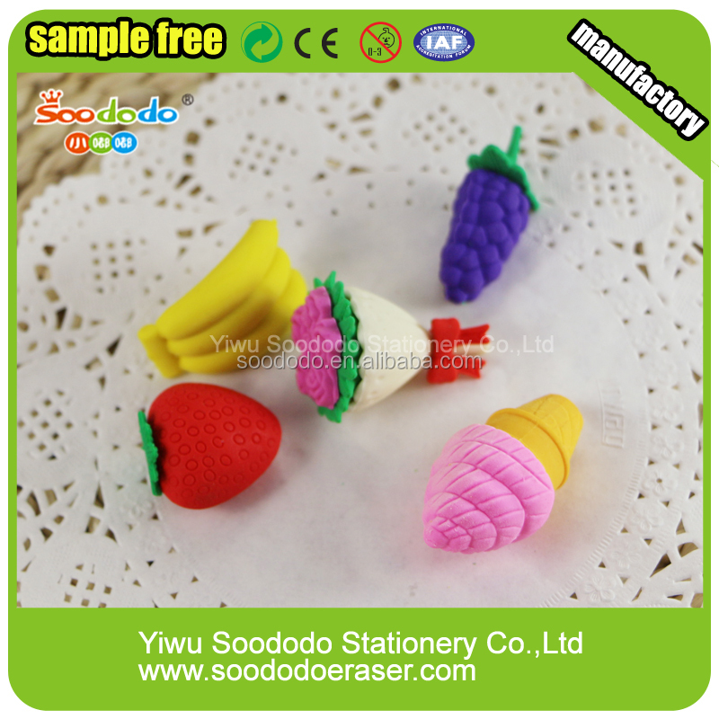 Fruit Scent Eraser Fancy Store Item Suppliers Eraser Factory