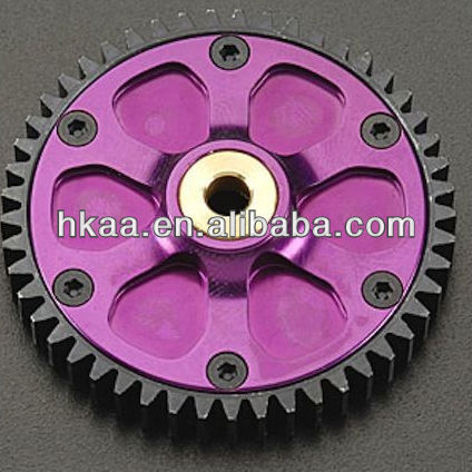 Motorcycle Steel / Aluminum Spur Gear,Customized Gear,Motorcycle Reverse Gear 49T