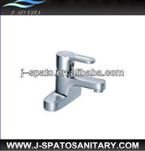 Good Price Got Certified New Design 2014 Hot Products Single Handle Lavatory Faucet
