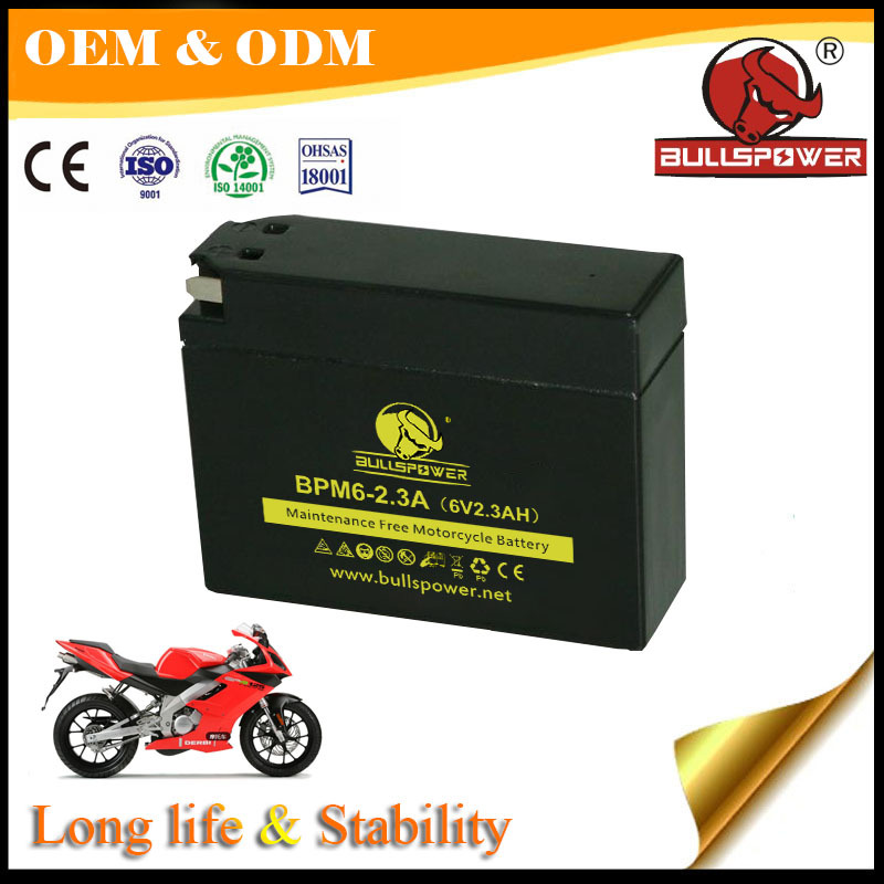 Battery operated motorcycle 12v 2.5ah,motorcycle battery manufacturers