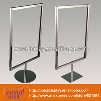 Hot sale metal post stand SBD-053SS