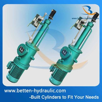 Electro hydraulic pusher with best price for sale