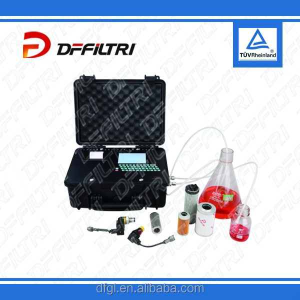 2015 HOT Portable Online Oil Particle Counter